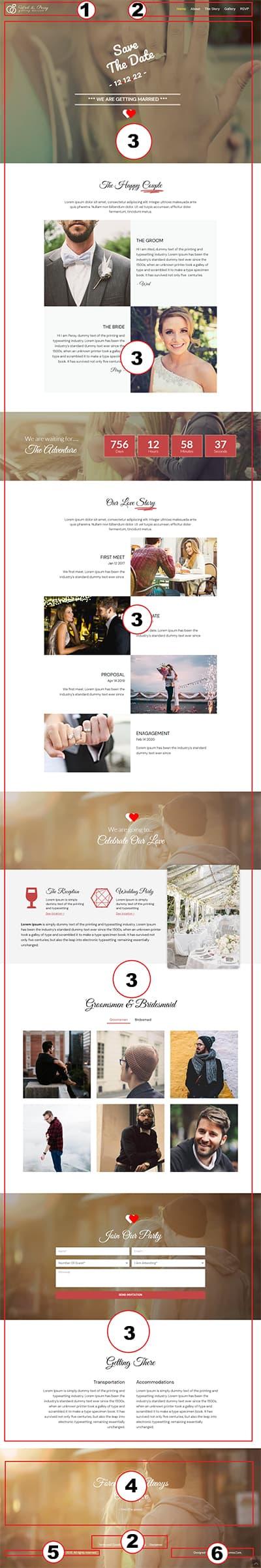 Wedding WordPress Theme – Wedding Plus Pro Documentation