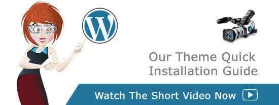 Plumber WordPress Theme – Plumber Pro installation video