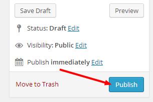 well-faq-add-new-publish